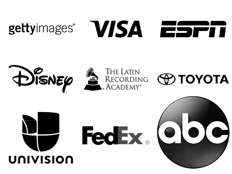 Companies Corporate MIA has worked with